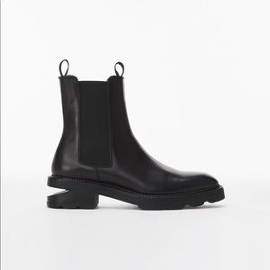 🖤Alexander Wang Black Boots Size 40🖤Lightly worn